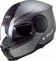 LS2 FF902 Scope Solid, modular helmet
