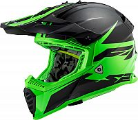 LS2 MX437 Fast Evo Roar, cross helmet