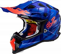 LS2 MX470 Subverter Troop, cross helmet