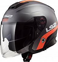 LS2 OF521 Infinity Smart, jet helmet