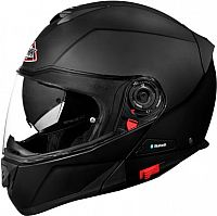 SMK Glide Basic, flip up helmet