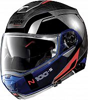 Nolan N100-5 Consistency Scratched, flip up helmet
