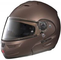 Nolan N103 Classic matt-brown, flip up helmet