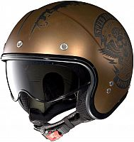 Nolan N21 Speed Junkies Scratched, jet helmet