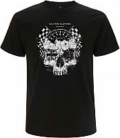 Oily Rag Clothing Skull and Ton-up Speedo, t-shirt