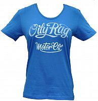 Oily Rag Clothing Scoop Necked, t-shirt women