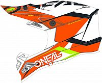 ONeal 8Series S19 Blizzard, cross helmet kids