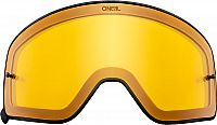ONeal B-50, replacement dual lens