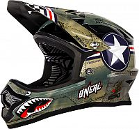 ONeal Backflip DH S16 Wingman, bike helmet
