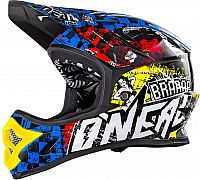 ONeal Backflip RL2 Evo S17 Wild, bicycle helmet kids