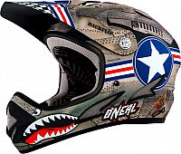 ONeal Backflip RL2 Evo S17 Wingman, bicycle helmet kids