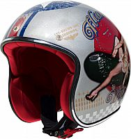 Premier Le Petit Pin up, jet helmet