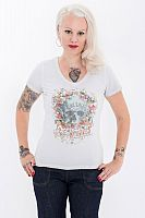 Queen Kerosin Rebel Lady, t-shirt women
