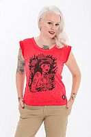 Queen Kerosin Tattoo Girl, t-shirt women
