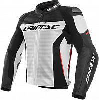 Dainese Racing 3, leather jacket perforated