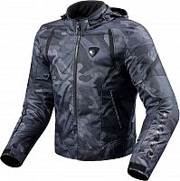 Revit Flare, textile jacket waterproof