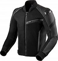 Revit Target Air, leather jacket