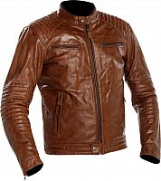 Richa Abingdon, leather jacket