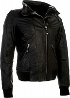 Richa Earhart, leather jacket women