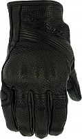 Richa Orlando, gloves perforated