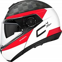 Schuberth C4 Pro Carbon Delta, flip up helmet