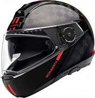 Schuberth C4 Pro Carbon Fusion, flip up helmet