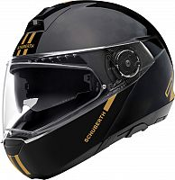 Schuberth C4 Pro Carbon Fusion Limited Edition, flip up helmet