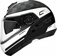 Schuberth C4 Pro Carbon Tempest, flip up helmet