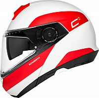 Schuberth C4 Pro Fragment, flip up helmet