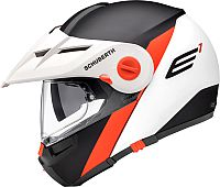 Schuberth E1 Gravity, flip up helmet