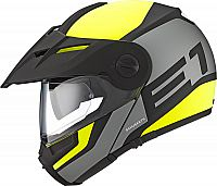 Schuberth E1 Guardian, flip up helmet