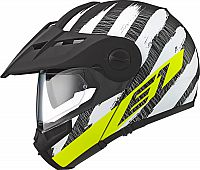 Schuberth E1 Hunter, flip up helmet