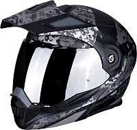 Scorpion ADX-1 Battleflage, flip up helmet