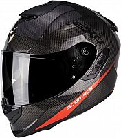 Scorpion EXO-1400 Air Carbon Pure, integral helmet