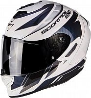 Scorpion EXO-1400 Air Cup, integral helmet