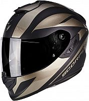 Scorpion EXO-1400 AIR Freeway II, integral helmet