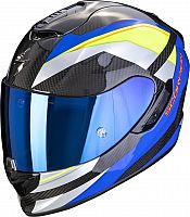 Scorpion EXO-1400 Carbon Air Legione, integral helmet