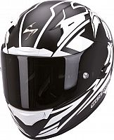 Scorpion EXO-2000 Evo Air Track, integral helmet