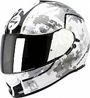 Scorpion EXO-510 Air Guard, integral helmet