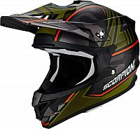 Scorpion VX-15 Evo Air Miramar, cross helmet