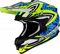 Scorpion VX-15 Evo Air Revenge, cross helmet