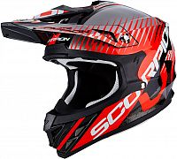 Scorpion VX-15 Evo Air Sin, cross helmet