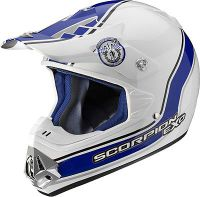 Scorpion VX-17 Trophy, cross helmet