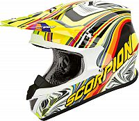 Scorpion VX-20 Air Sym, cross helmet