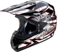 Scorpion VX-24 Impact, cross helmet