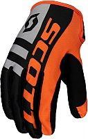 Scott 350 S20 Dirt, gloves kids
