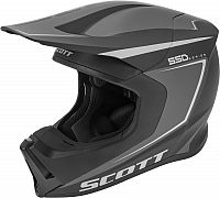 Scott 550 S20 Carry, cross helmet