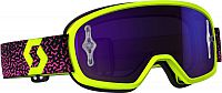 Scott Buzz MX Pro S18, goggle mirrored kids