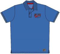 Scott Deep Trail, polo-shirt
