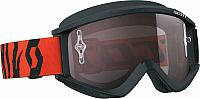 Scott Recoil Xi S17, goggles mirrored